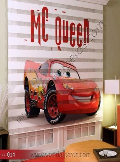 Poster Baskılı  Zebra Perde  SZR- 1081