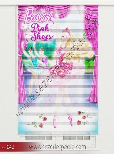 Poster Baskılı  Zebra Perde  SZR- 1099
