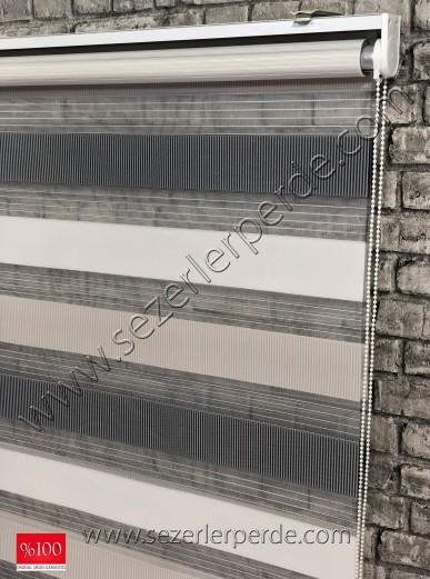 Bambu Zebra Perde 3 Renk
