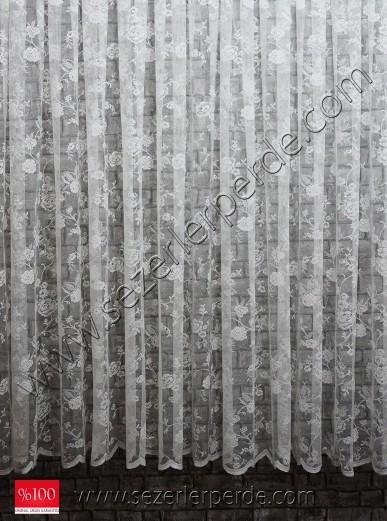 Tül Perde Örme Micro 201-E18