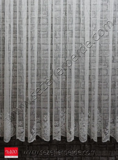 Tül Perde Örme Micro 215-E18