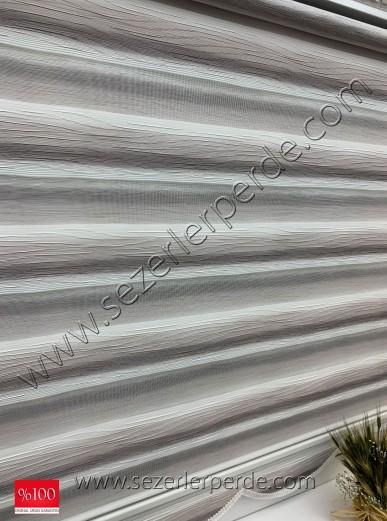 Yeni Sezon Lüx Zebra Perde Yıldız 806